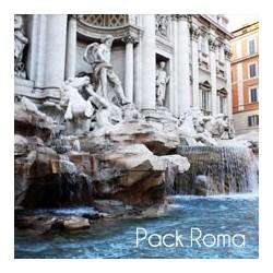 PACK NOVIAS ROMA
