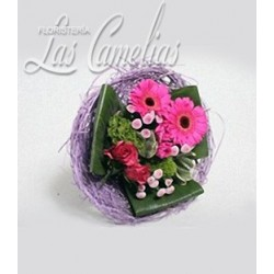 MINI BOUQUET PURPLE