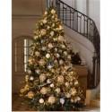 Árboles y Decoraciones Navideñas